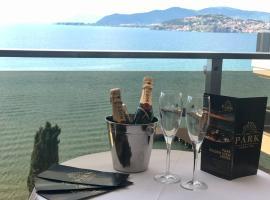 Park Golden View Hotel, Охрид