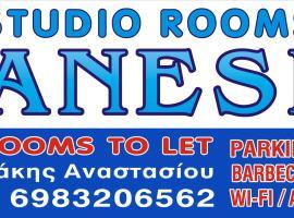 Studio Anesi Rooms, Velika