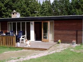 Two-Bedroom Holiday home in Sæby 1, Nordost (Præstbro yakınında)