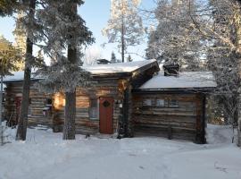 Salmikangas G4, Rukajärvi (nära Ruka)