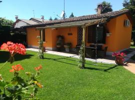La Brigata Apartments Orange House, Cavallino-Treporti (Treporti yakınında)