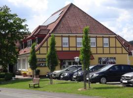Hotel Rhöner Land only Bed & Breakfast, Oberthulba (Waldfenster yakınında)