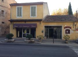 Hôtel Restaurant Le Commerce, Ориоль (рядом с городом Pont de Joux)
