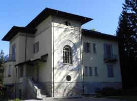Residenza Panorama, Vezzo
