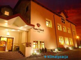 Aura Hotel, Grünberg