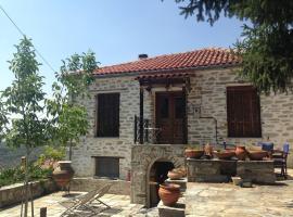 αγιος Βλασιος σπιτι οικ χριστοφοριδη, Áyios Vlásios (рядом с городом Агиос-Георгиос-Нилиас)