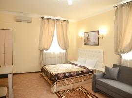 Hotel Alexandria Sheremetievo, Khimki