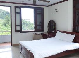 Khách sạn Báo Nhân Dân, Tam Ðảo
