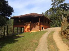 Casa para casais em Visconde de Maua RJ, Núcleo Mauá