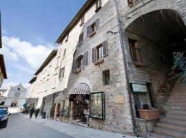 Hotel Properzio, Assisi