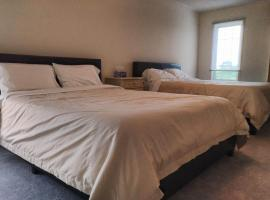 24hr Priv.Entry Suite 2 Qn Beds, Priv.4 Piece Bath, Toronto (Downsview yakınında)