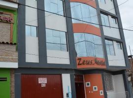 Hotel Zeus, Ayacucho