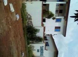 Tandoras Inn, Sunyani (рядом с городом Odumase)