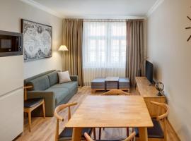 Louren Apartments, Prag (Pelc Tyrolca yakınında)