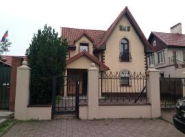 Hostel on Yablonevaya Alleya 34