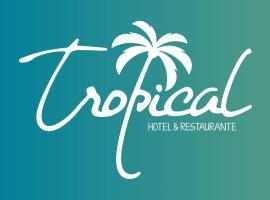 Hotel e Restaurante Tropical, Lagoa Vermelha