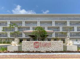 La'gent Hotel Okinawa Chatan / Hotel and Hostel, Тятан