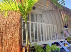 Maleo Moyo Seaside Resort, Moyo Island (рядом с городом Prajak)