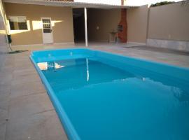 Casa 3Q para temporada, Uberlândia (Araguari yakınında)