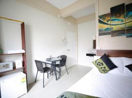 カオサン グリーン ハウス ホテル