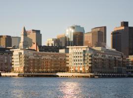 バッテリー ワーフ ホテル ボストン ウォーターフロント