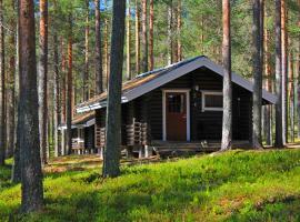 Laahtasen Leirintä ja Lomakylä, Härmänmäki (рядом с городом Ристиярви)