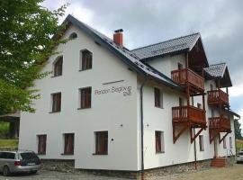 Penzion Šléglov, Šleglov (Staré Město yakınında)
