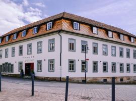 Hotel Engel, Hilders (Unterbernhards yakınında)