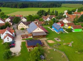 Feriendorf Nehmeier, Haundorf (Windsbach yakınında)