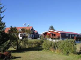 Fosshotel Hekla, Brjansstadir