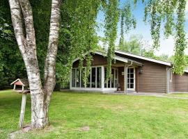 Two-Bedroom Holiday home in Silkeborg 1, Dalsgårde