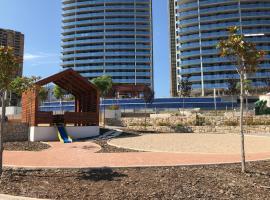 Playa Poniente Benidorm Sunset Drive Apartamento de lujo
