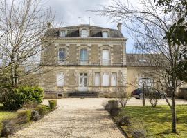 Chambres d'Hôtes du Jardin, Montendre (рядом с городом Sousmoulins)