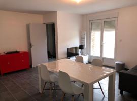 Appartement meuble, Anglesqueville-la-Bras-Long (рядом с городом Drosay)