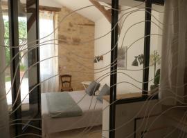 Chambres d'hotes Le Plassalou, Esclauzels (рядом с городом Concots)