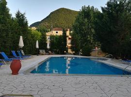 Villa Litsa, Эрмонес (рядом с городом Vátos)