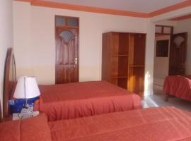 Hotel Ideal, Villazón (La Quiaca yakınında)