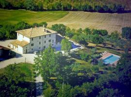 Agriturismo Il Poggiolo, Spoleto (Berdekatan Castel Ritaldi)
