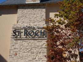 Hotel The Originals Saint-Roch (ex Relais du Silence)