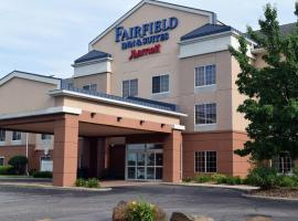 Fairfield Inn and Suites Youngstown Austintown, Youngstown