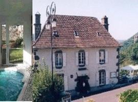 Auberge de Tournemire - Cantal, Tournemire (рядом с городом Marmanhac)