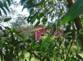 La Maison en Bois, Saint-Maigrin