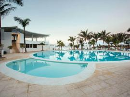 Private apartments at Sol dominicus