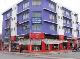 Hotel Metrópole Suzano, Suzano (Near Mogi das Cruzes)