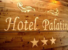 Hotel Palatín, Oravský Podzámok