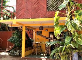 Casa Claro de Luna Barra