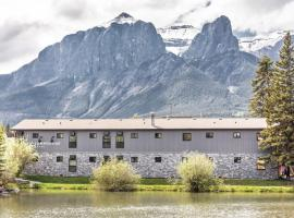 Lamphouse Hotel, Canmore