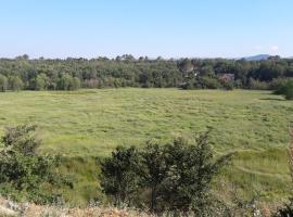 Le domaine de l'Etendard, Сен-Максимен-ла-Сент-Бом (рядом с городом Tourves)