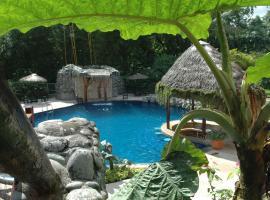 Arasha Resort & SPA, Pedro Vicente Maldonado (Puerto Quito yakınında)