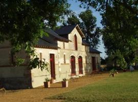 Chambres d'Hôtes Le Chalet, Sermaise